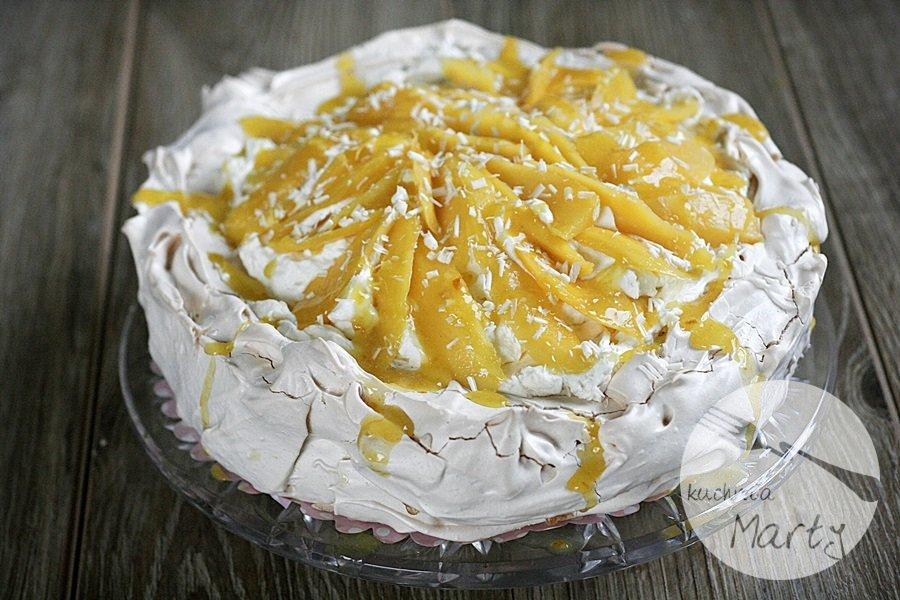 8201.900 - Tort Pavlova z mango