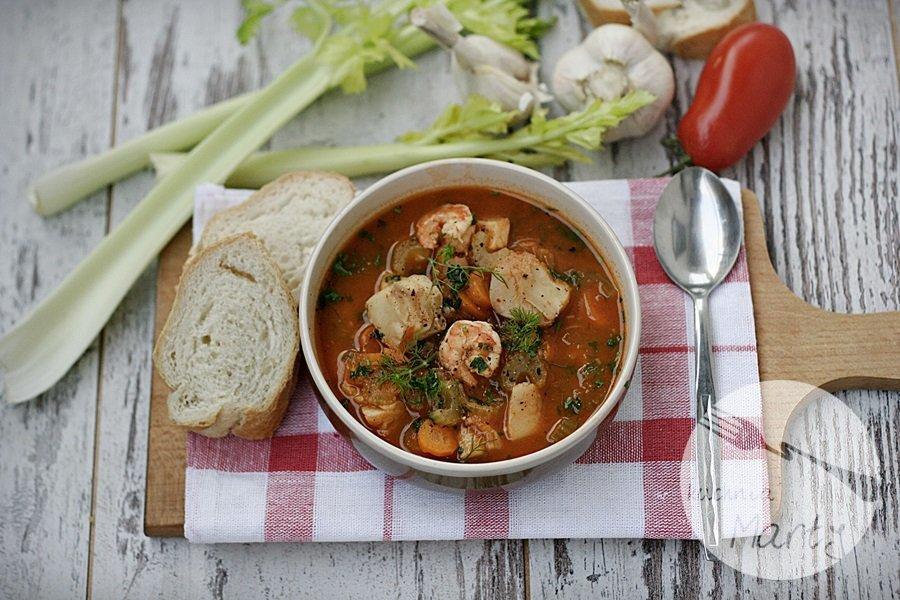 8997.900 - Pikantna zupa rybna z dorsza