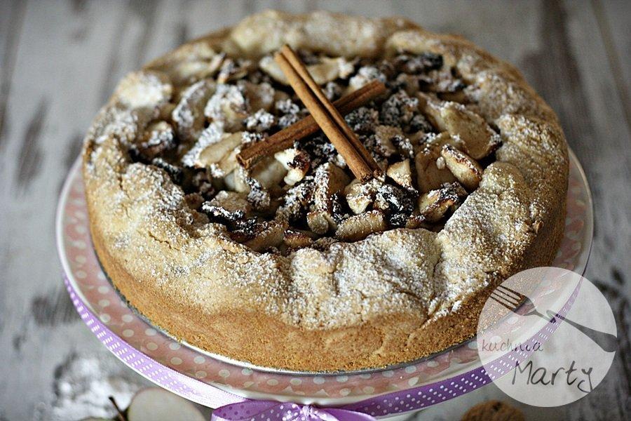 0636.900 - Zawijane ciasto z jabłkami
