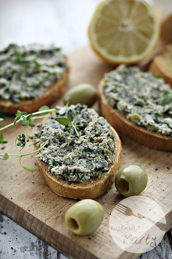 Tapenada – pasta z oliwek