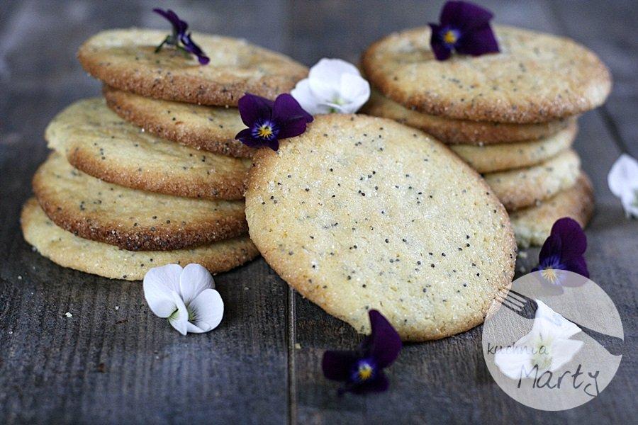 2766.900 - Cytrynowe ciasteczka z makiem