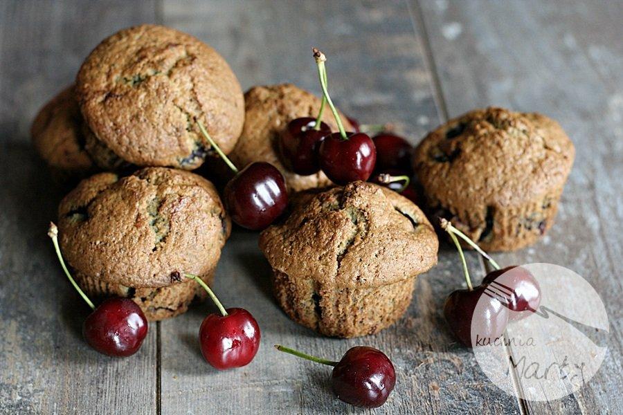 5360.900 - Muffinki z czereśniami i makiem