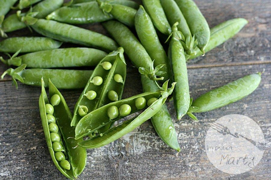 Zielony groszek – strączki skrywające samo zdrowie