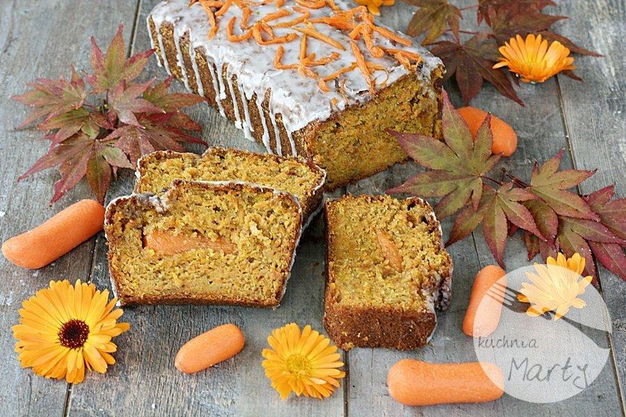 0364.900 - Pełnoziarniste ciasto marchewkowo pomarańczowe czyli zdrowa słodycz