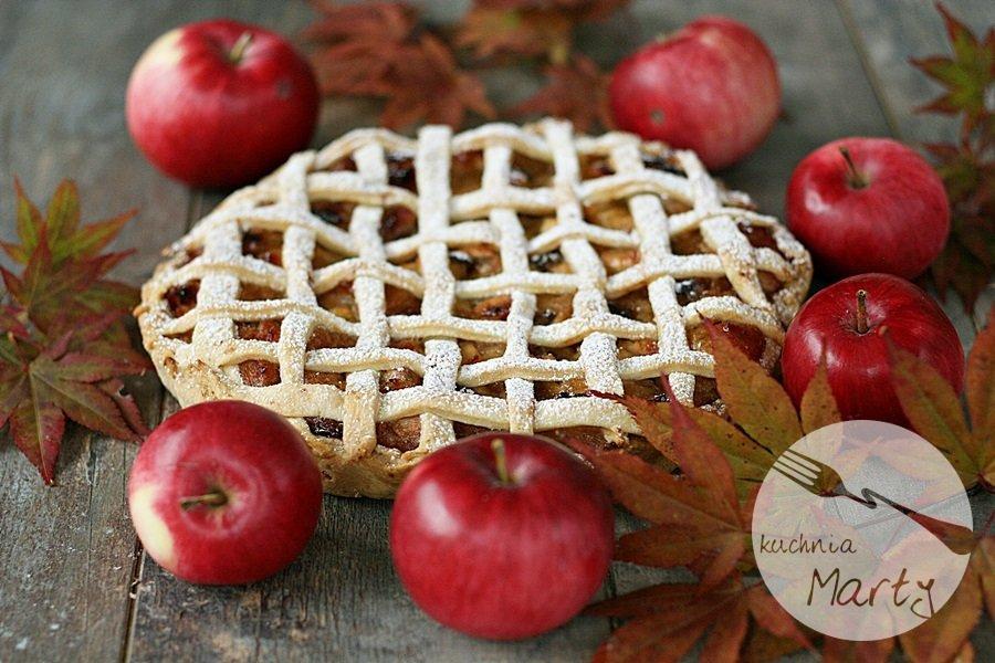 9750.900 - Tarta z jabłkami