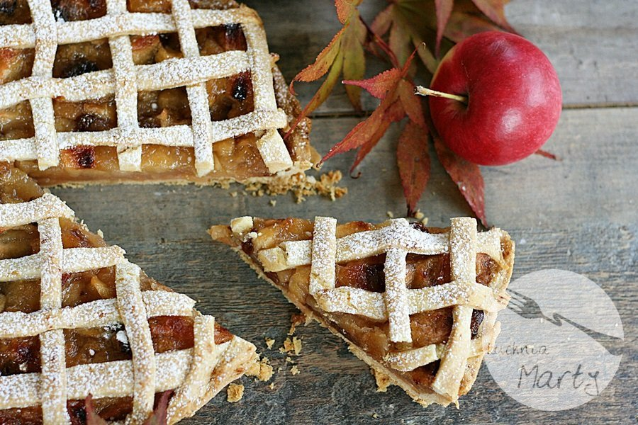 Tarta z jabłkami