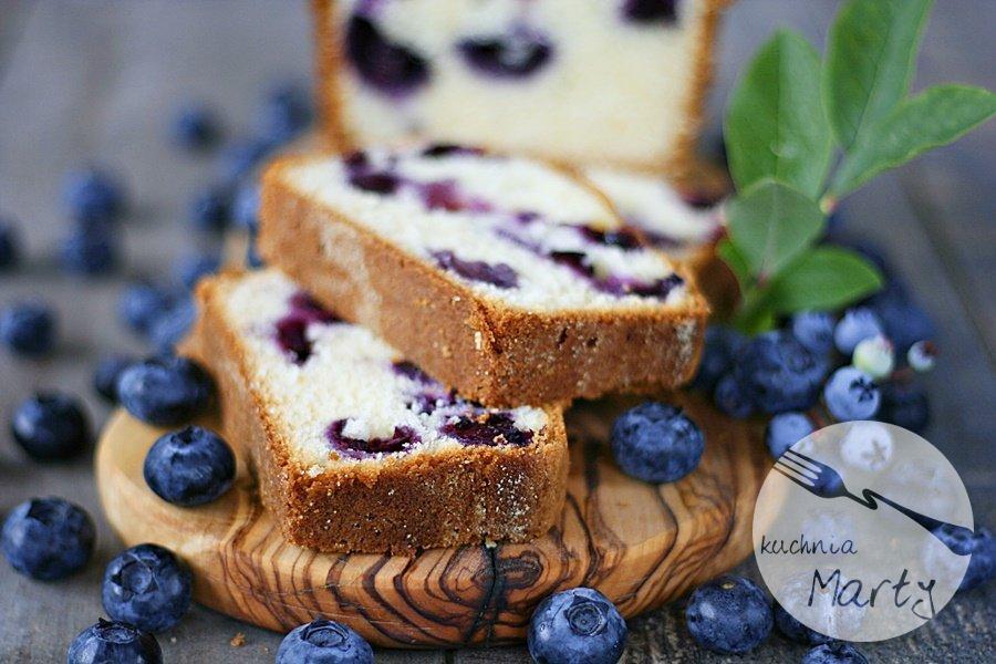 0866.900 - Jogurtowe ciasto z borówkami