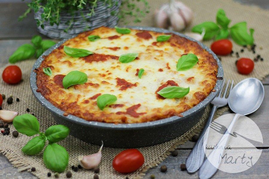 8644.900 - Ryż zapiekany z pulpecikami w sosie pomidorowym