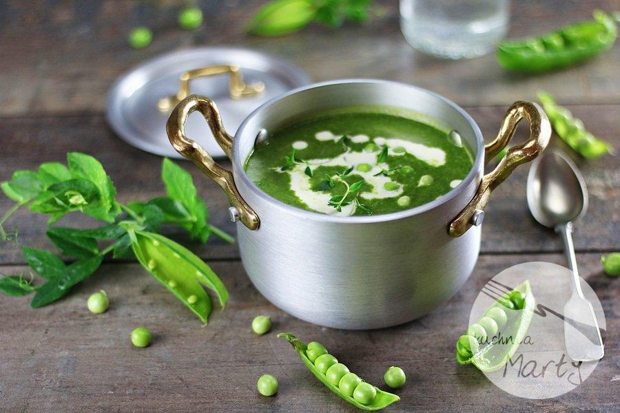7596.900 - Zupa z zielonego groszku