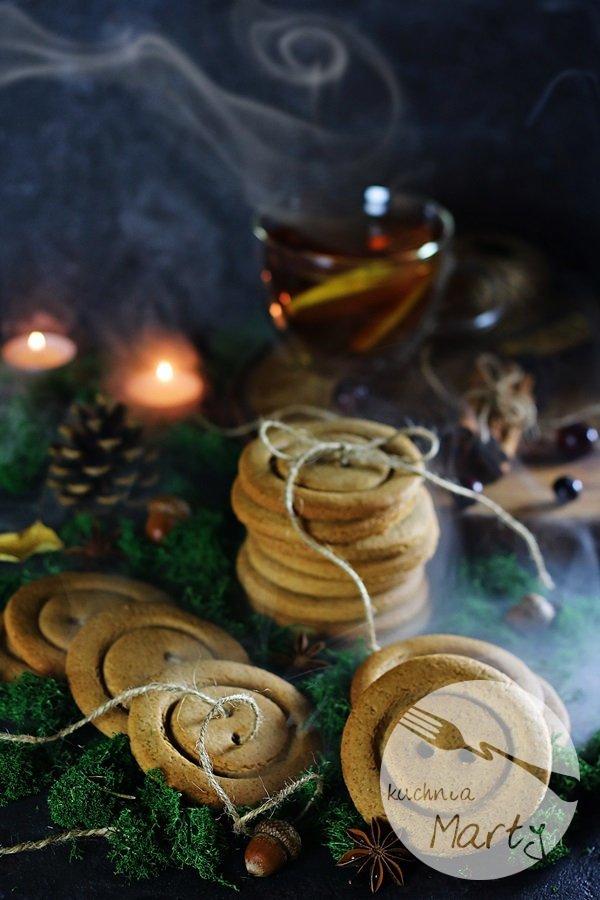 5388.dym  - Korzenne ciasteczka z nutą pomarańczy