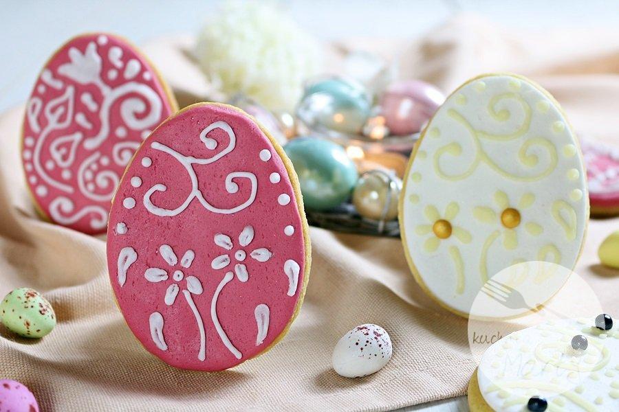 8191 - Wielkanocne ciasteczka cytrynowe