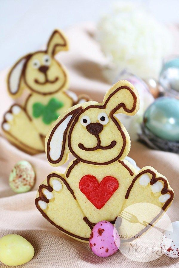 8203 - Wielkanocne ciasteczka cytrynowe