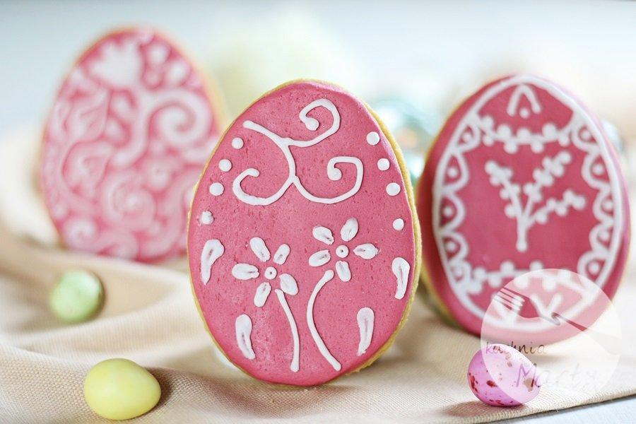 8210 - Wielkanocne ciasteczka cytrynowe