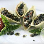muszle 150x150 - Pesto z bazylii z orzeszkami pinii