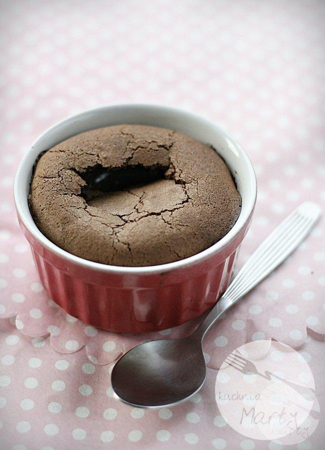 Gorący kubeczek czekoladowy