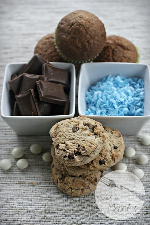 7327.900 - Muffinki ciasteczkowy potwór