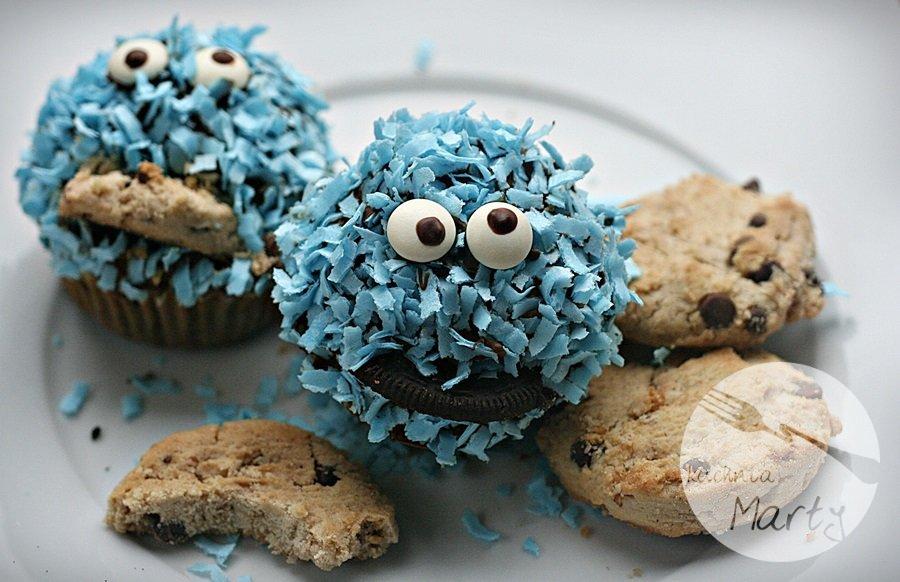 7388.900 - Muffinki ciasteczkowy potwór