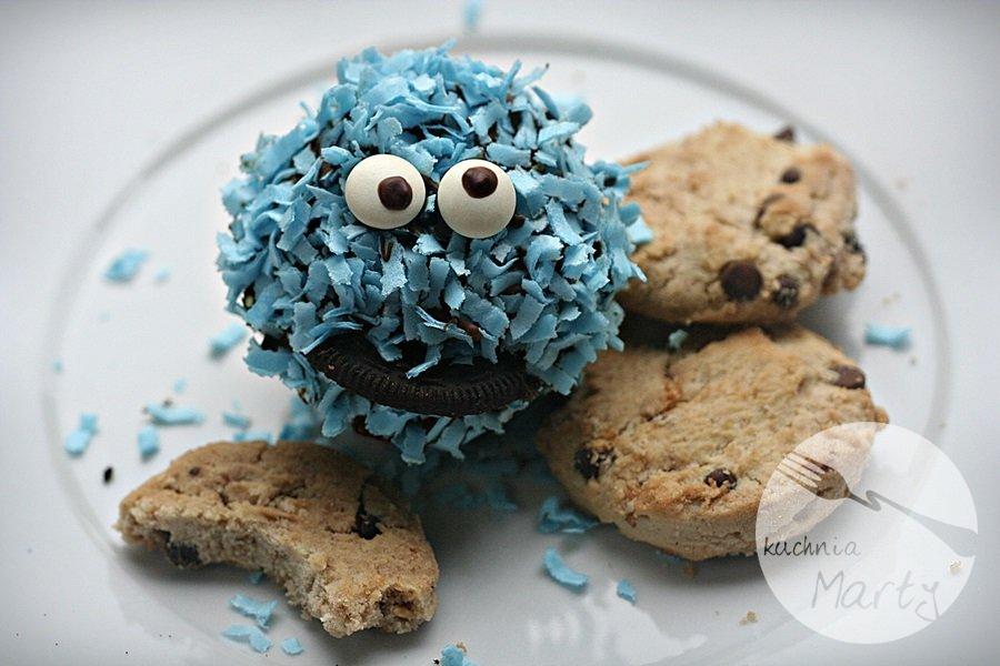 7397.900 - Muffinki ciasteczkowy potwór