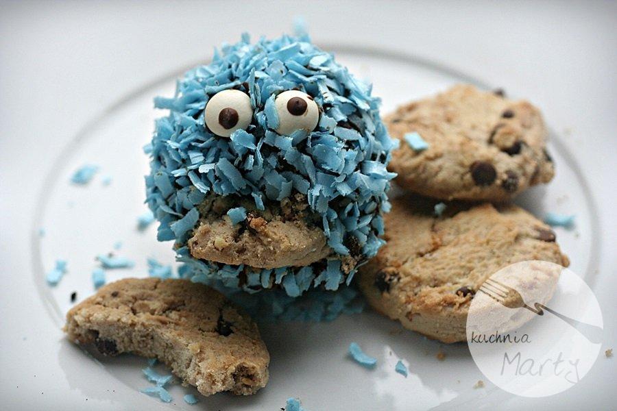 7402.900 - Muffinki ciasteczkowy potwór
