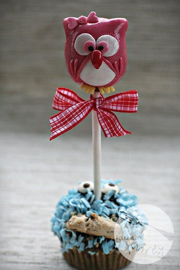 Cake pops czyli ciastko na patyczku