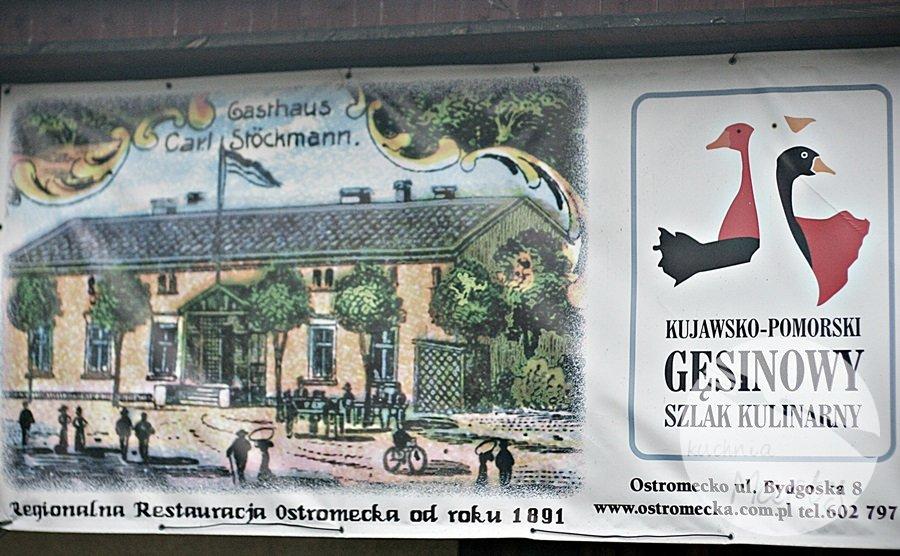 9424.900 - Czas na gęsinę w Restauracji Ostromecka