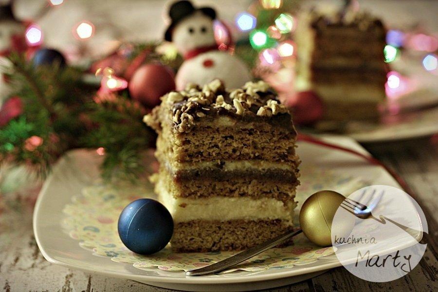 Ciasto królewskie mojej mamy