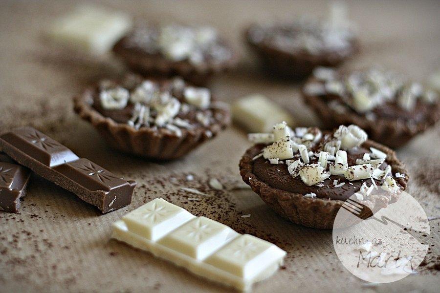 1614.900 - Karmelowe tartaletki z czekoladą