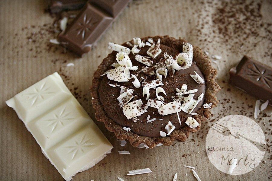 1628.900 - Karmelowe tartaletki z czekoladą