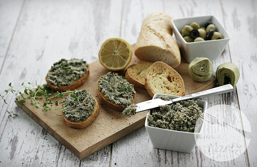 3676.900. - Tapenada – pasta z oliwek