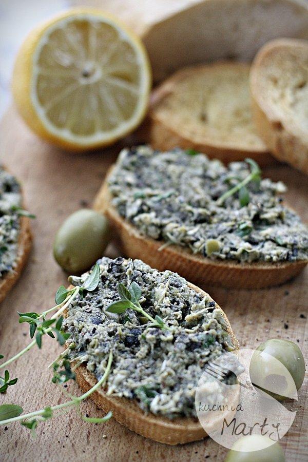 3701.900 - Tapenada – pasta z oliwek