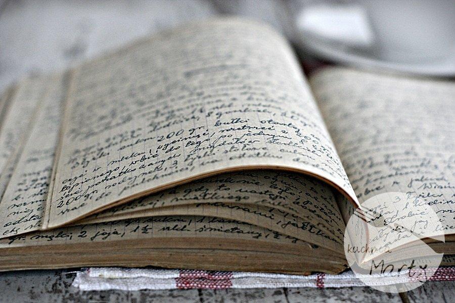 4568.900 - U Babci jest słodko, świat pachnie szarlotką – czyli zapomniane przepisy z zeszytu Babci!