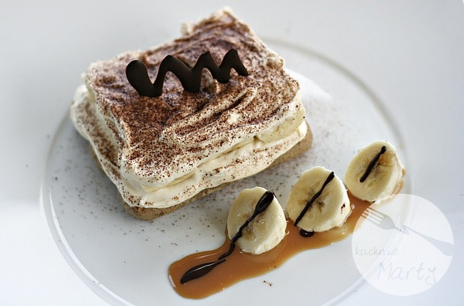 8553.900 - Irish cream tiramisu z bananami