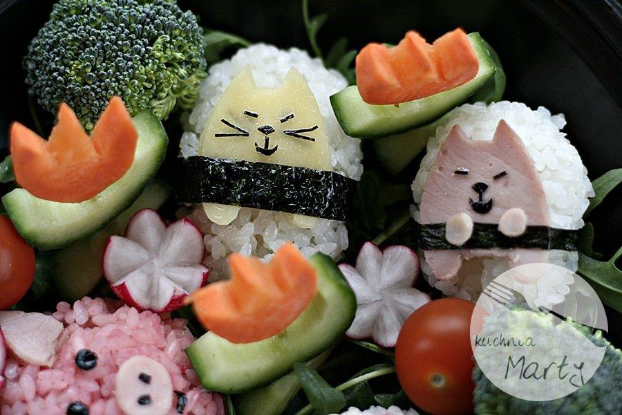 Bento – sztuka przygotowania posiłku nie tylko dla dzieci