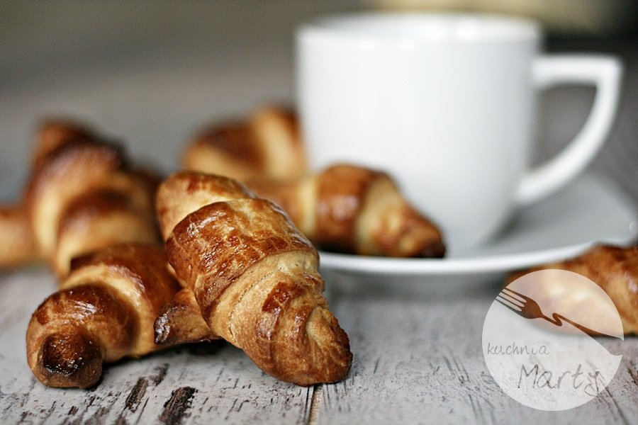 Mini croissanty