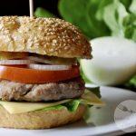 """Hamburger 150x150 - Przepisy konkursowe - """"Kolacja w amerykańskim stylu"""""""