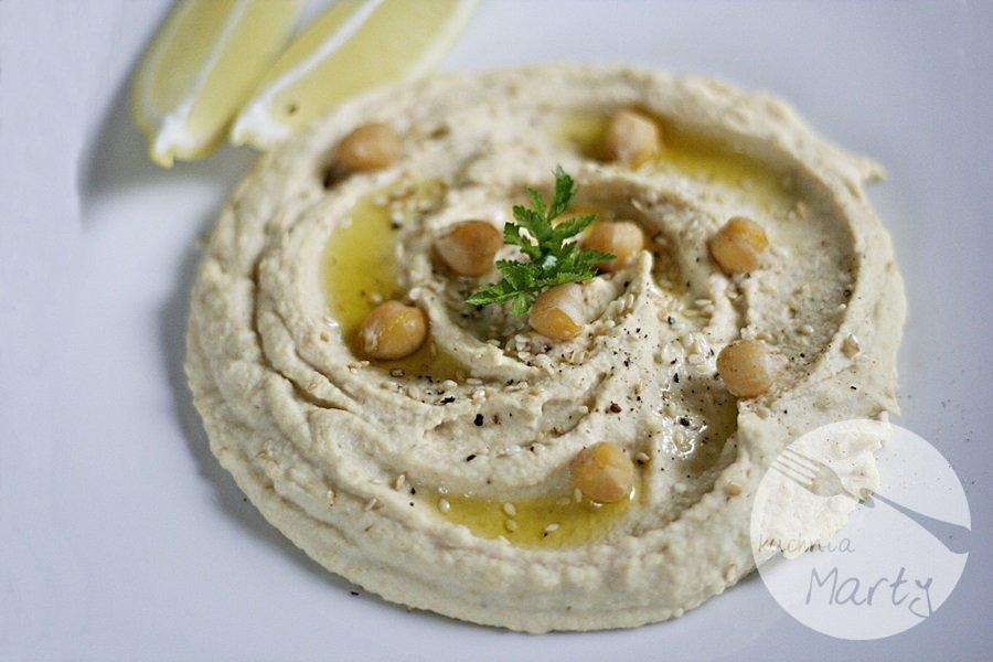 2352.900 - Hummus – niezwykła pasta z ciecierzycy