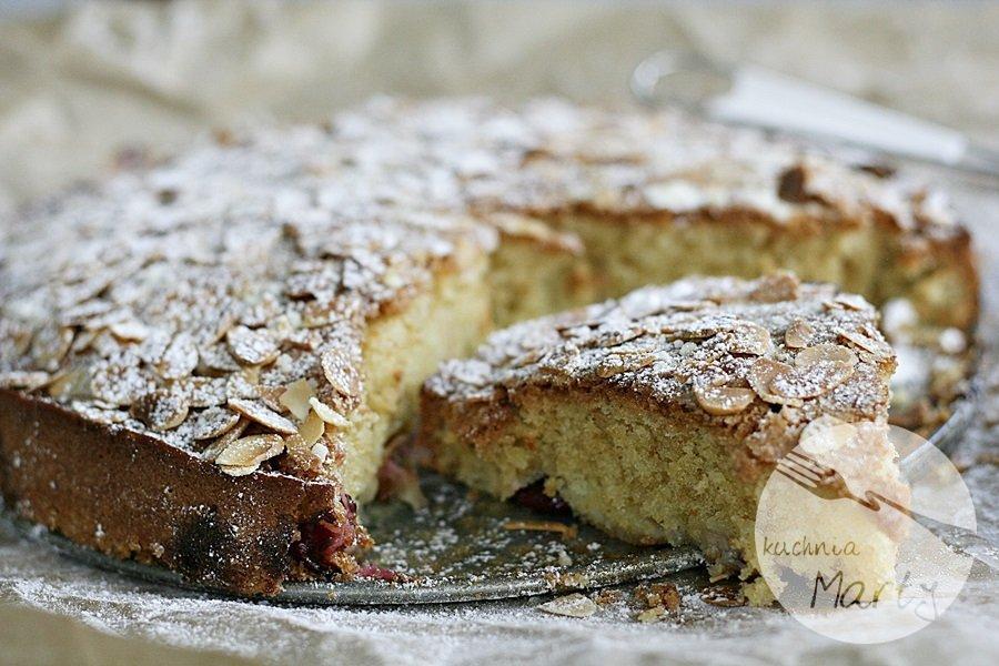 7255.900 - Migdałowe ciasto z agrestem