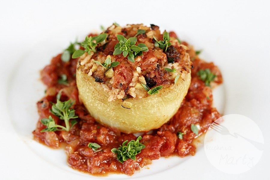 7361.900 - Kalarepy faszerowane z sosem pomidorowym