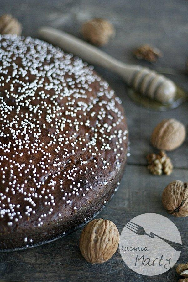 1669.900 - Miodowe ciasto z orzechami