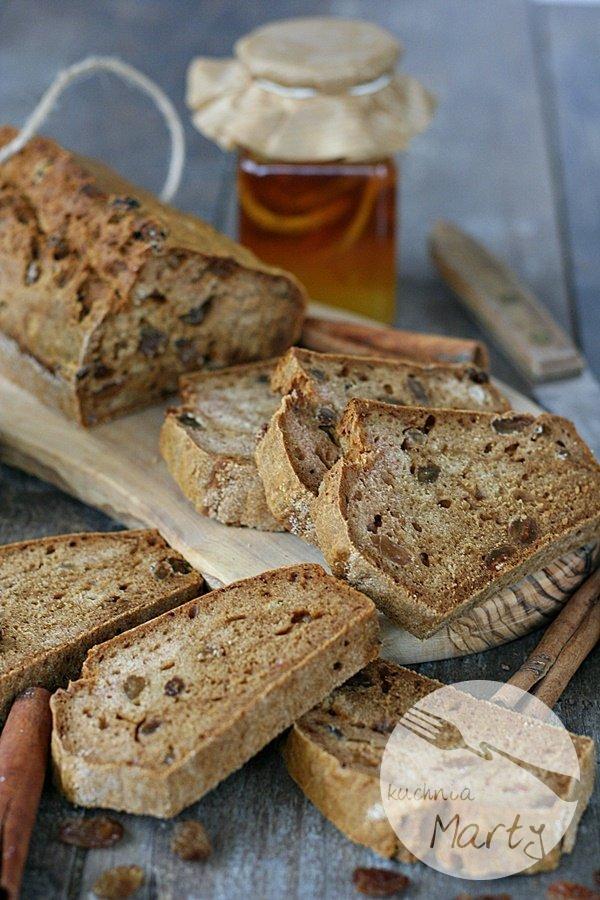 4518.900 - Prosty chlebek piwny z rodzynkami