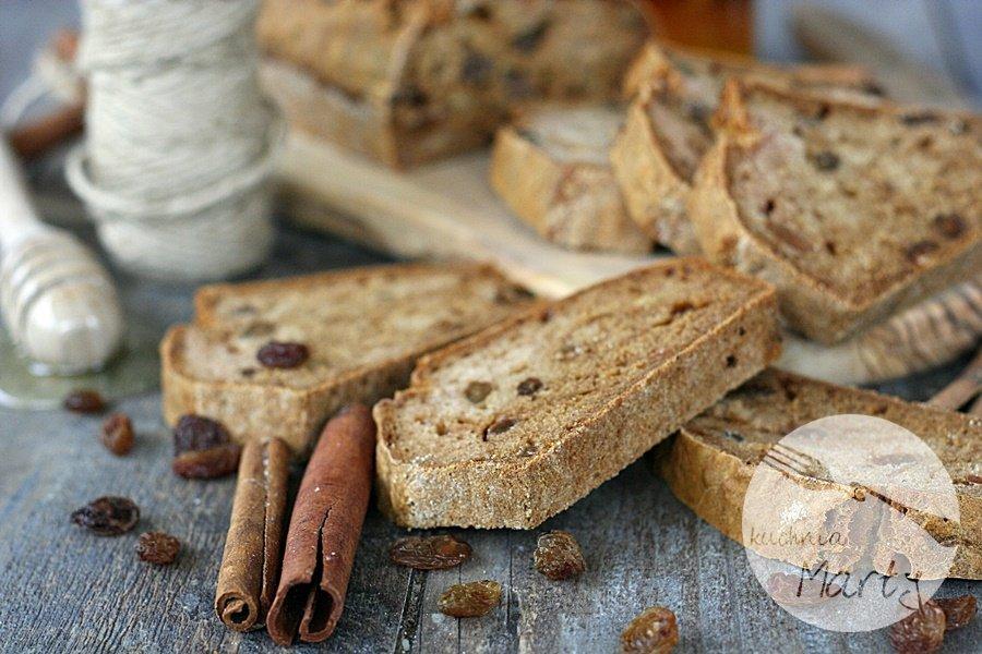 4519.900 - Prosty chlebek piwny z rodzynkami