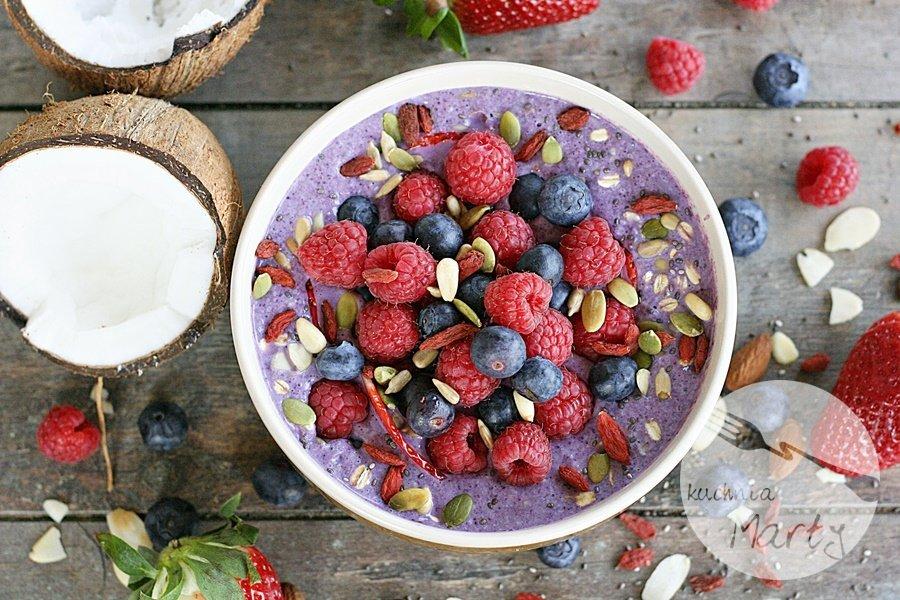5438.900 - Owsianka z superfoods i owocami