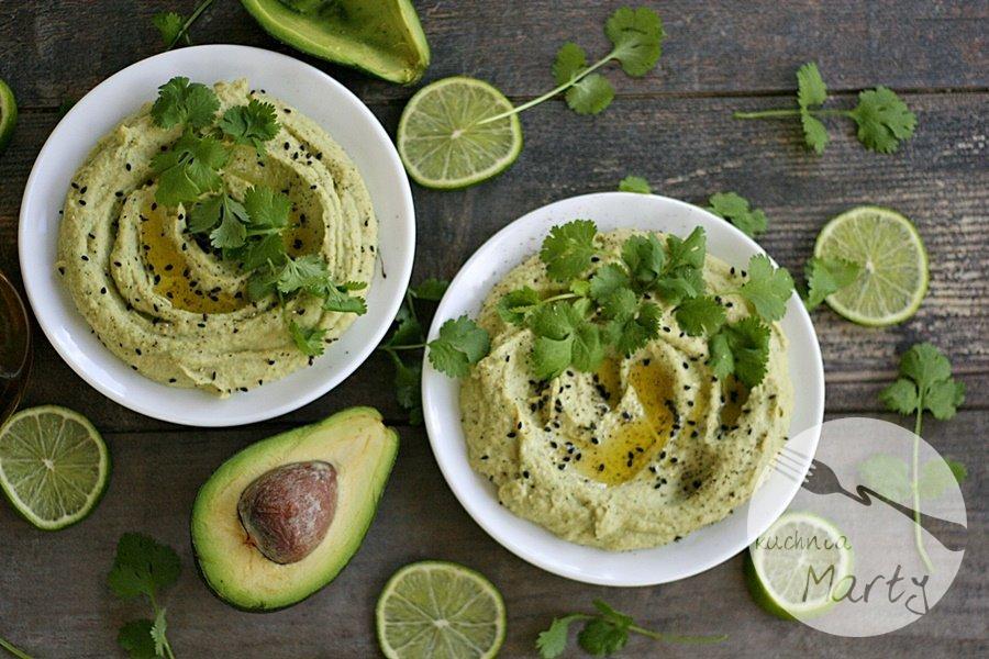 9683.900 - Hummus z awokado