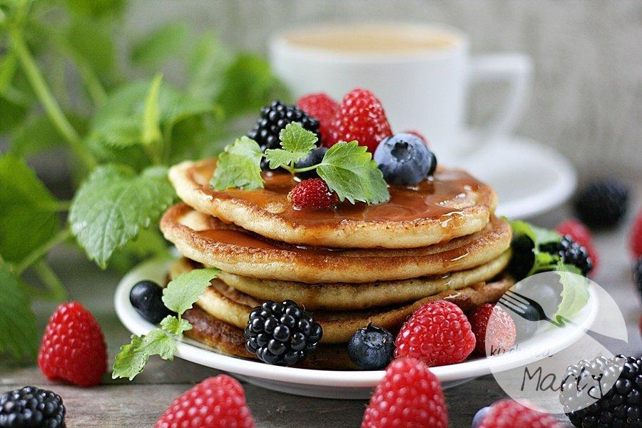 1691.900 - Kokosowe pancakes