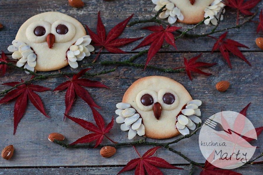 1580.900 - Maślane ciasteczka sowy