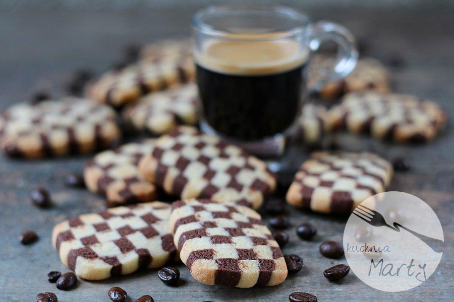 Ciasteczka szachownica