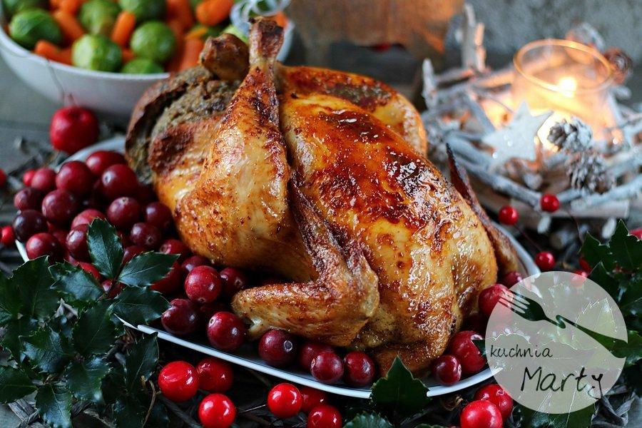 3359.900 - Pikantny kurczak nadziewamy kaszą i mięsem