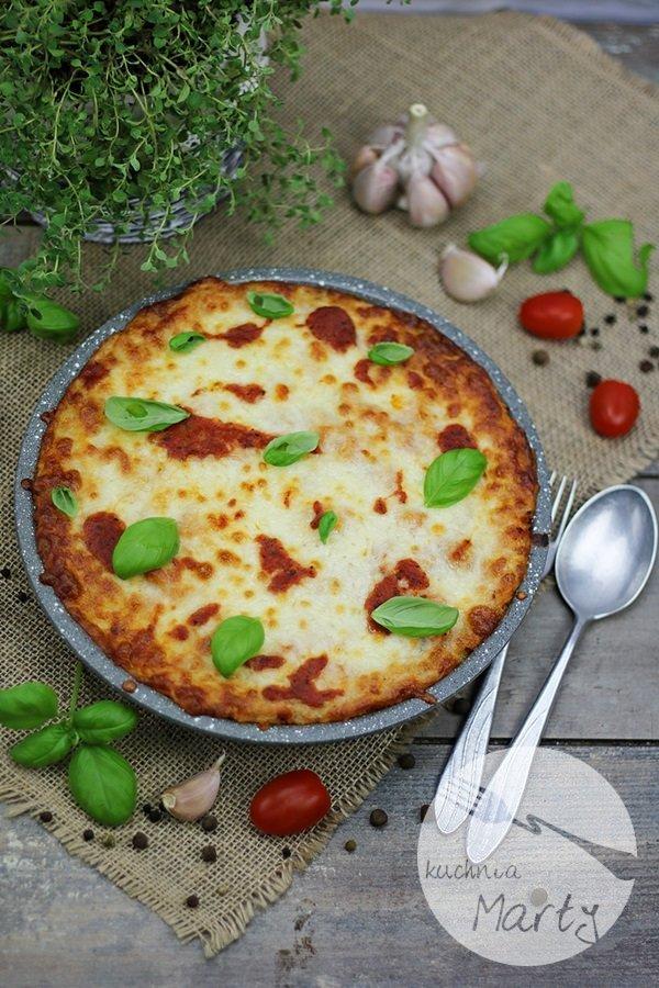 8637.900 - Ryż zapiekany z pulpecikami w sosie pomidorowym