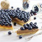 3468.900 150x150 - Tarta z kremem czekoladowym owocami i pistacjami