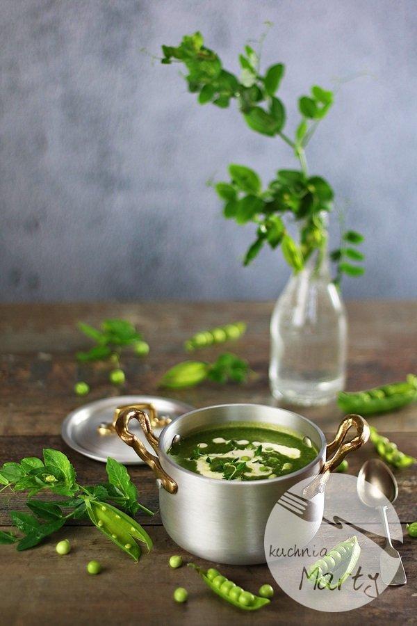 7582.900 - Zupa z zielonego groszku